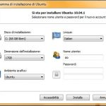 INSTALLARE UBUNTU CON Windows installer for Ubuntu