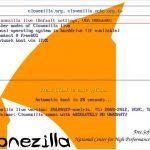 COME CLONARE O DUPLICARE HARD DISK con Clonezilla
